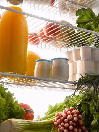 холодильник - способ сохранить свежесть продуктов питания