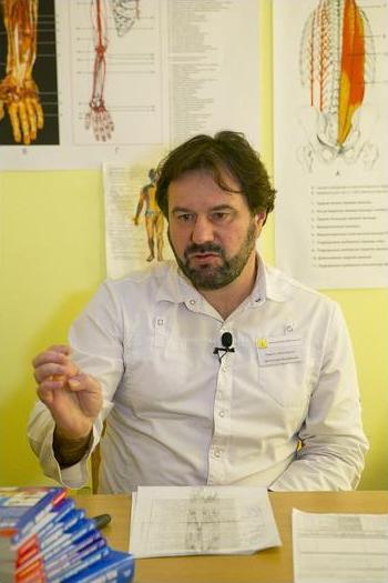 Лечение шейного остеохондроза в запорожье