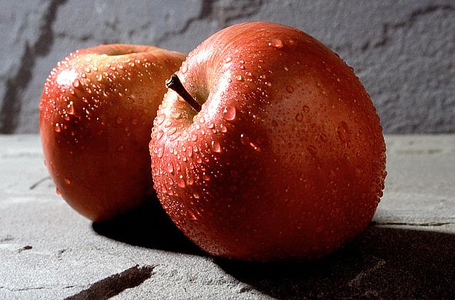 Опасные яблоки с ГМО в США