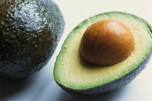avokado%202 Еще несколько вкусных рецептов в стиле фьюжн